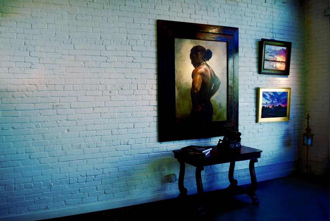 art galleries in greenville sc